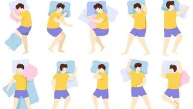 Foto de Entenda qual é a forma correta de dormir