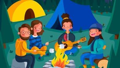 Foto de O que levar para acampar? Checklist para aproveitar com conforto!