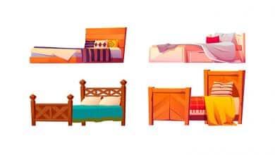 Foto de 18 tipos de cama: dos modelos mais básicos aos mais diferentes